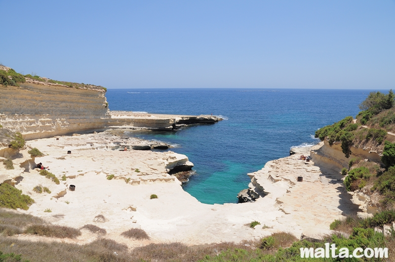 St Peter S Pool Beach In Malta
