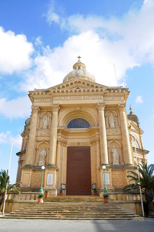 Xewkija Church Xewkija Gozo Malta