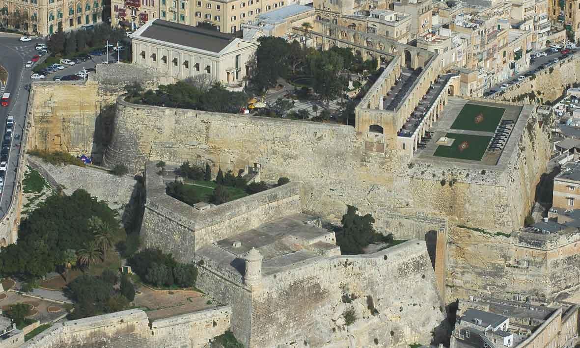 Lascaris War Rooms Valletta