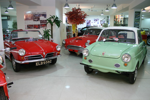 Malta Classic Car Collection