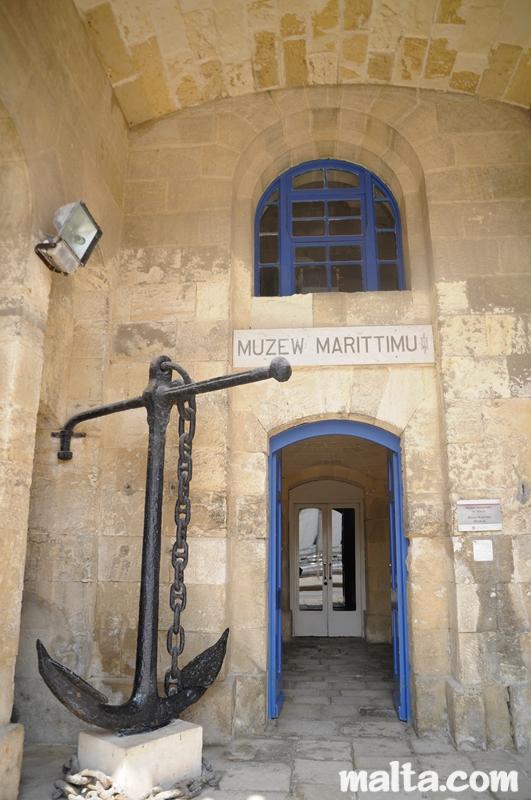 Malta Maritime Museum Birgu Vittoriosa Malta