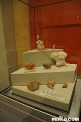 fat ladies and other artifacts at the National Museum of Archaeology