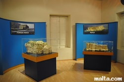maltese islets at the National Museum of Natural History