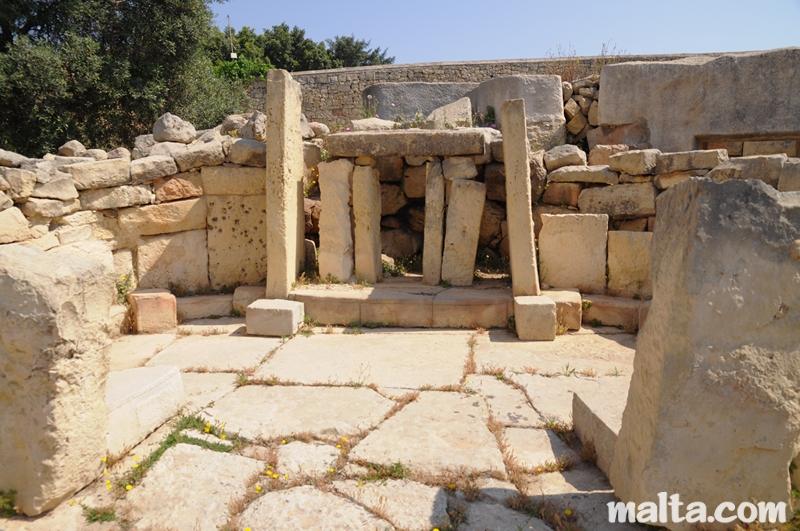 temples de tarxien - Photo