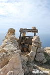 Birdwatch position in the dingli cliffs