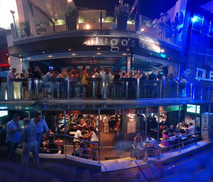 Hugo S Lounge Paceville Malta