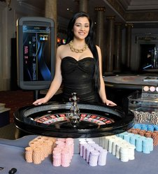 dragonara casino roulette wheel