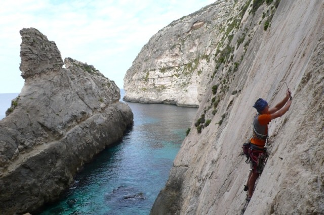 Malta Rock Climbing Club Join In And Climb