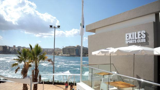 Exiles Sports Club Amp Water Polo Pitch Malta Sports Facilities