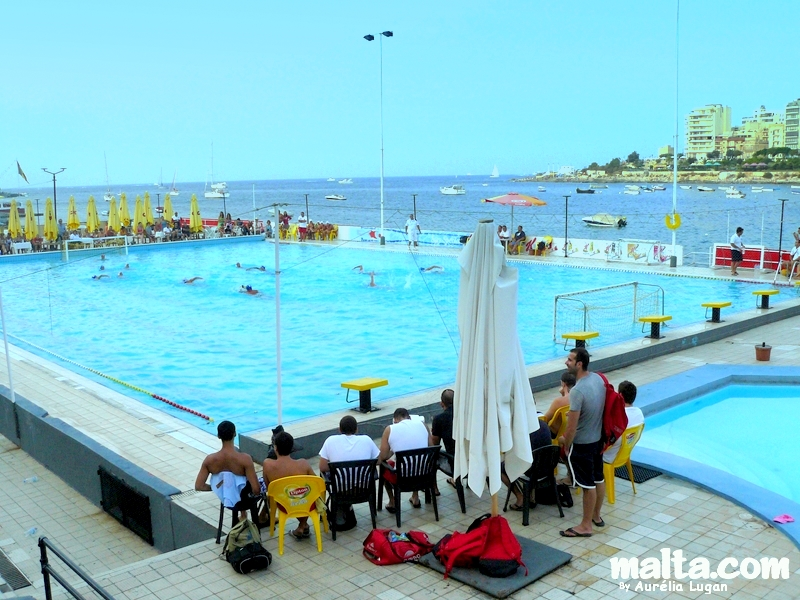Neptunes Water Polo Amp Swimming Malta Sports Facilities