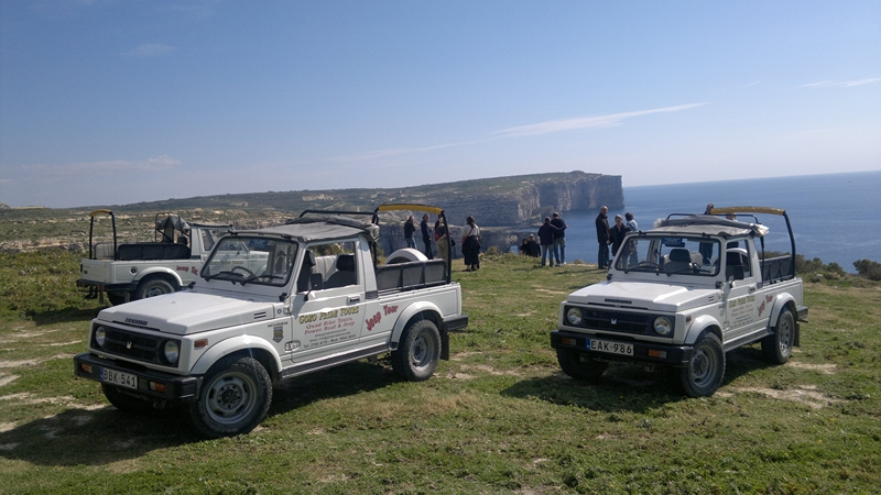 Car Hire Gozo Jeep