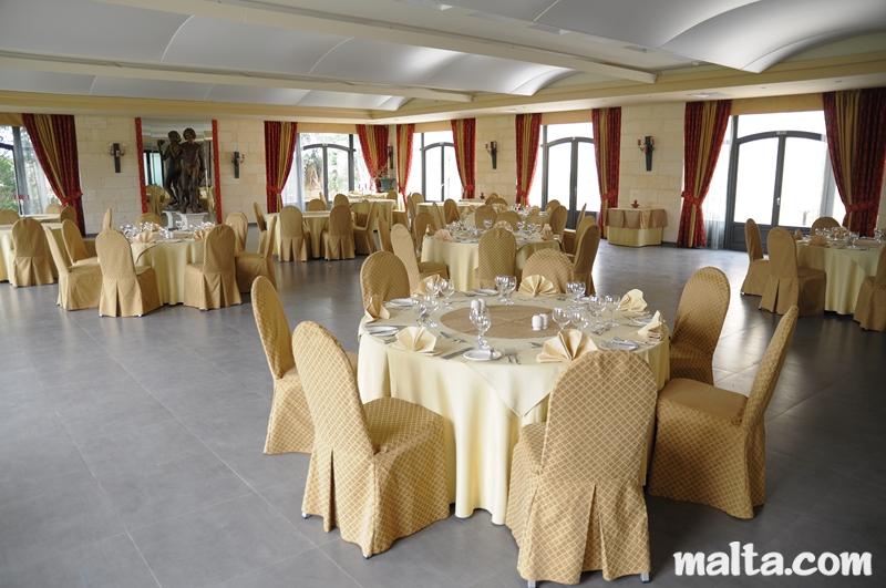 Bacchus Restaurant Mdina Fine French And Mediterranean