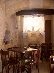 beautiful dining room at ta marku naxxar