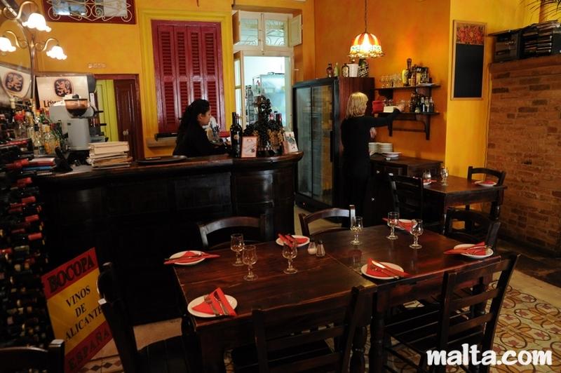 Ta Kris Maltese Restaurant Sliema Malta