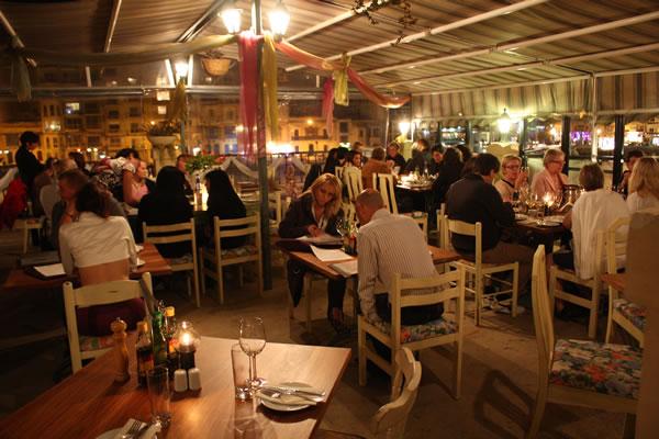 Terrazza Restaurant & Wine Bar, Mediterranean Restaurant in Paceville