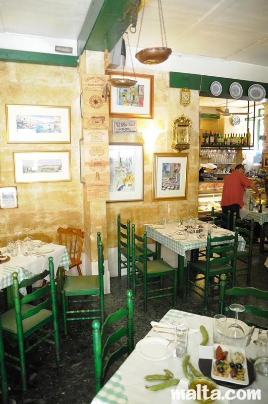 Da Pippo Trattoria Valletta Malta