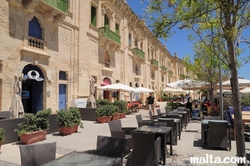 dining - restaurants in Valletta
