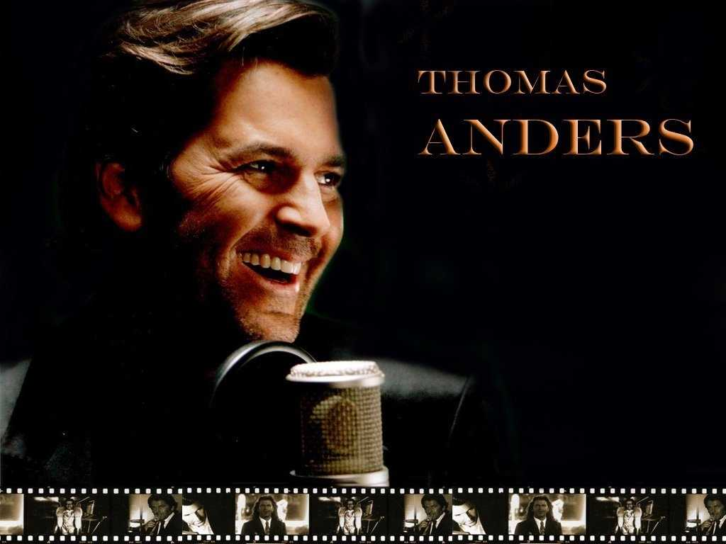 Modern Talking Thomas Thomas Anders From Modern