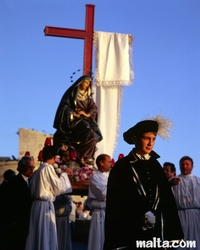 events in Malta - Religious