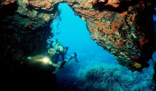 Diving packages in Malta