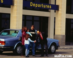 Airport transfer Malta and Gozo