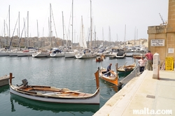 Getting around in malta with a water taxi