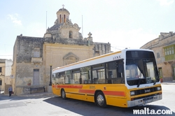 Getting around in malta by bus
