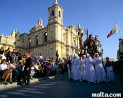 good friday procession in Zejtun